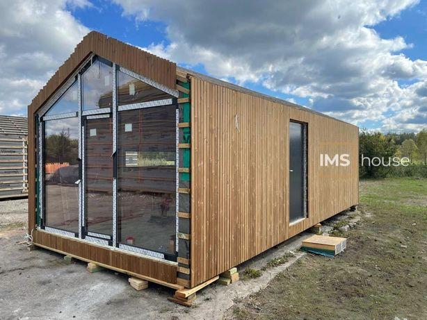 OD RĘKI - nowoczesna stodoła domek NA ZGŁOSZENIE letniskowy modułowy
