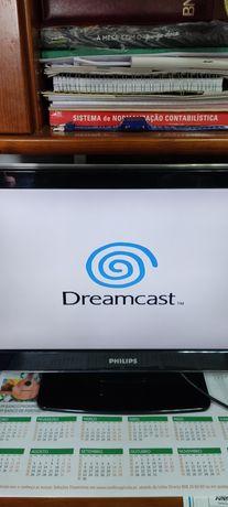 Consola sega Dreamcast completa