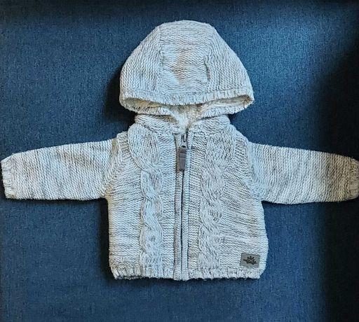 Ciepła bluza / sweter Cool Club, rozmiar 56