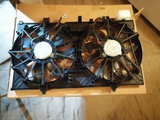 Дифузор Вентилятор Nissan Rogue Ніссан Рог радіатор