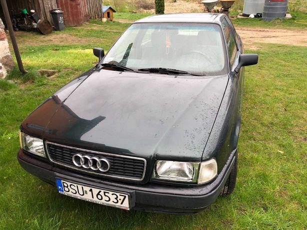 Audi 80 2.0 benzyna