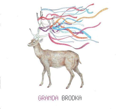 Brodka - Granda / CD / Nowa