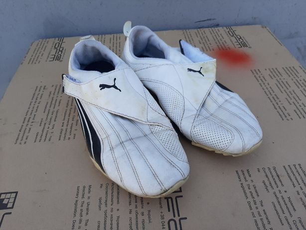 стильные кроссовки PUMA 42,5 размер