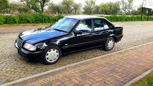 Mercedes C220 CDI 125cv A/C