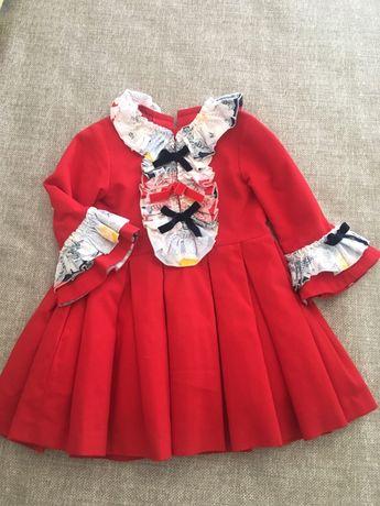 Vestido de menina - cerimónia