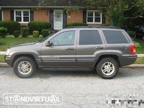 Jeep Grand Cherokee 3.1 TD ano 99 a 04 - Para Peças