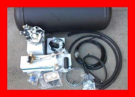 ГБО газовое оборудование с редуктором BRC и баллоном 40л (650х310)
