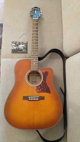 Gitara elektro-akustyczna Epiphone Masterbilt DR400 - praktycznie NOWA