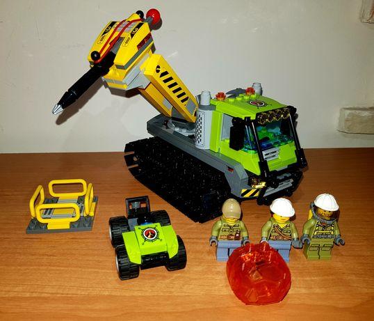 LEGO 60122 Łazik wulkaniczny