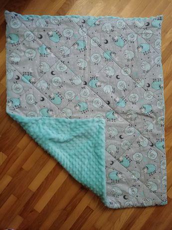 Плюшевое одеяло покрывало плед
