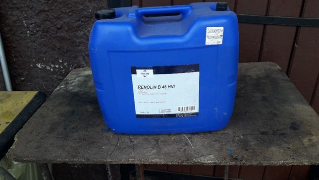 olej hydrauliczny renolin b 46 hvi