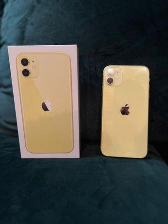 Iphone 11 yellow żółty 64GB