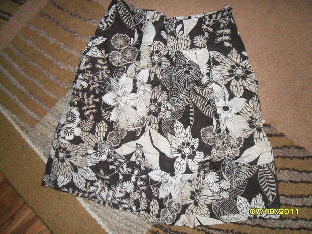 ORSAY spódnica kwiaty S plisy marszczenia