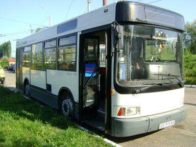 Автобус Рено Heuliz.