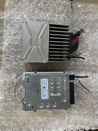 Команд усилитель музыки Harman монитор Мерседес 164 x164 251 ML GL R
