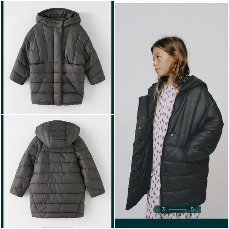 Полупальто, куртка  пуховик от Zara