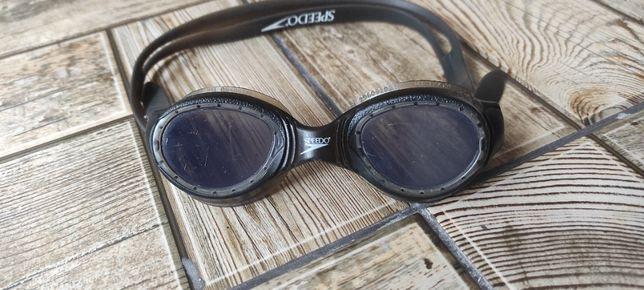 Маска, очки Speedo для плавания, бассейна.