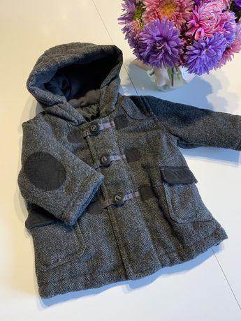 Теплое пальтишко H&M