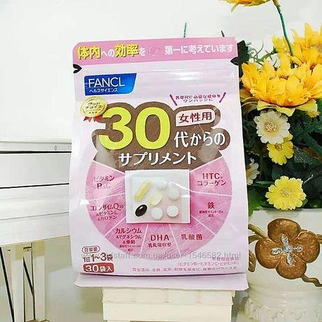 Витамины для женщин 30-40 лет. Япония