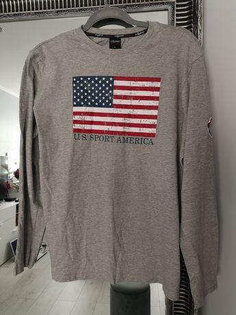 Bluza longsleeve L U. S. Sport