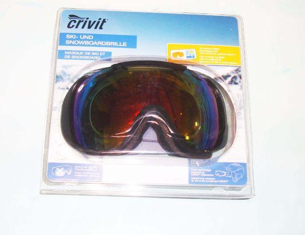 Маска очки лыжные Crivit Германия