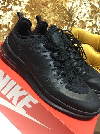 158. Oryginalne Nike Air Max Axis Premium czarne męskie buty 46 tanio