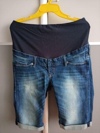 Spodenki ciążowe H&M krótkie 38 M