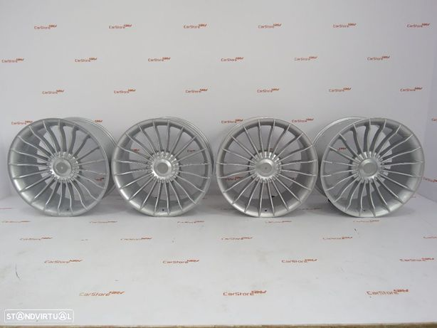 Jantes Look BMW Alpina 18 8.5+9.5 Silver ET20 5x120