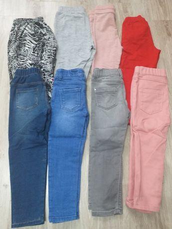 Spodnie f&f, next