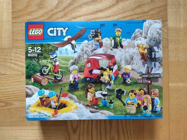 Klocki LEGO CITY Niesamowite przygody 60202 NOWY