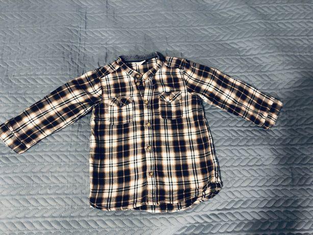 Koszula H&M rozmiar 86