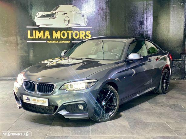 BMW 218 i Pack M