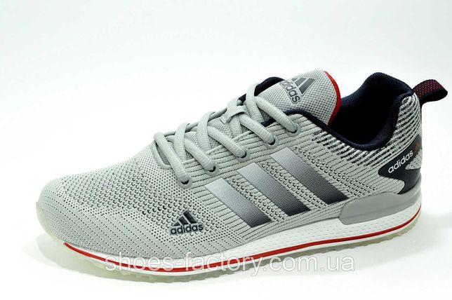 Мужские кроссовки Adidas, Светло-серые, купить