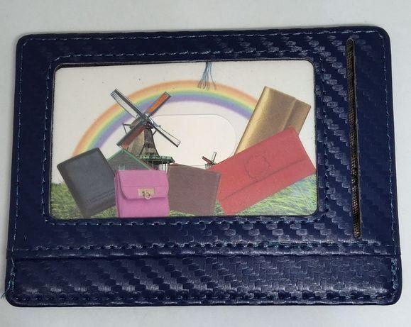 Визитница для визиток, кредитных карт.