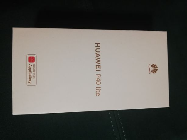 Huawei p40 lite telefon