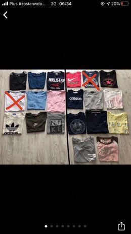 Markowe koszulki