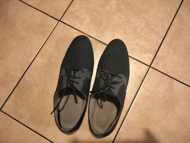 Buty chłopięce 35, komunijne