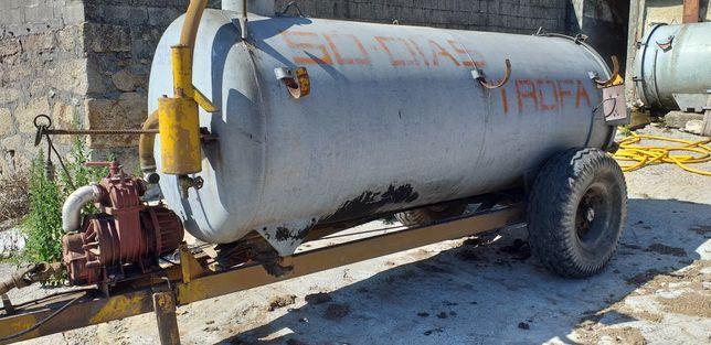 Cisterna agricola 4000l