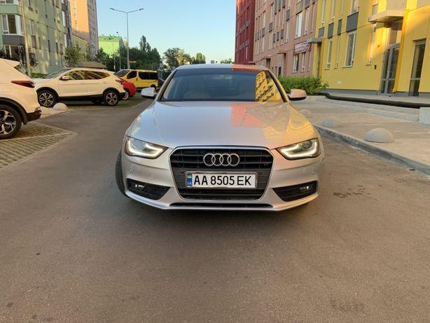 Audi a4 premium plus quattro 2013