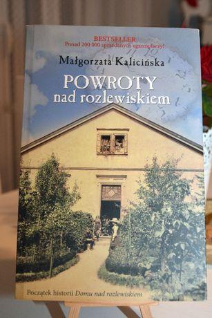 """""""Powroty nad rozlewiskiem"""" Małgorzata Kalicińska"""