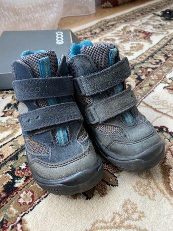 Зимові ботинки Ecco 24 розмір