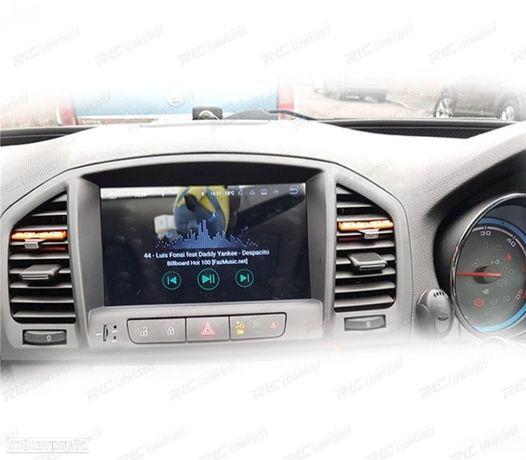 AUTO RÁDIO ANDROID 8,0 PARA OPEL / HOLDEN / INSIGNIA 2008 – 2013