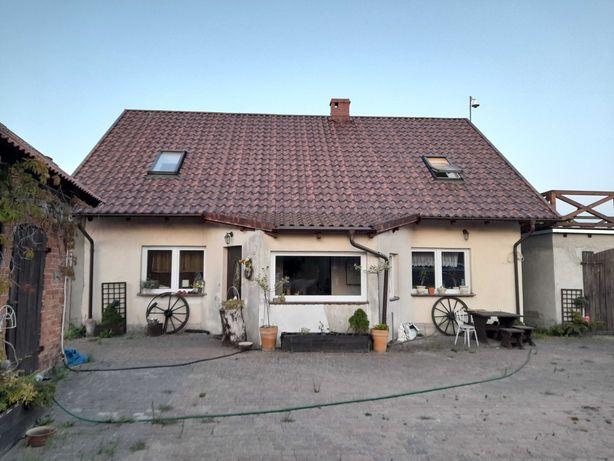 Sprzedam dom nad jeziorem