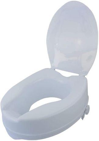 Elevador de sanita com tampa Mobiclinic Titán