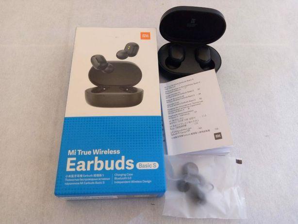 Bezprzewodowe słuchawki xiaomi earbuds basic s