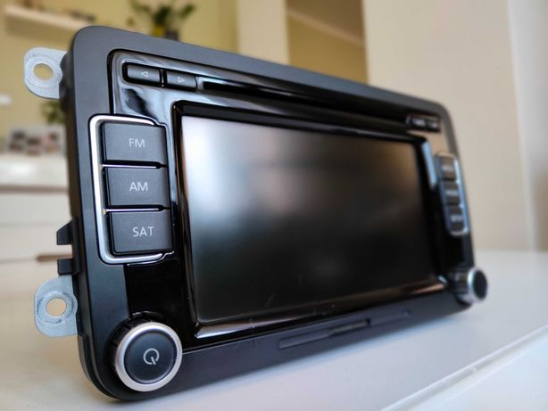 VW RCD510 premium 8 + PIN