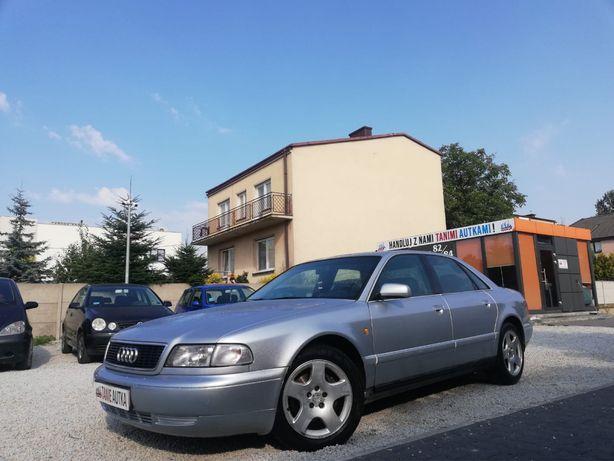 Audi A8 2.8 benzyna v6 // Bogate wyposażenie // Automat // zamiana