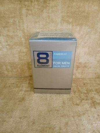 Туалетная вода для мужчин 8 Element 8 Элемент Фаберлик мужская парфюм