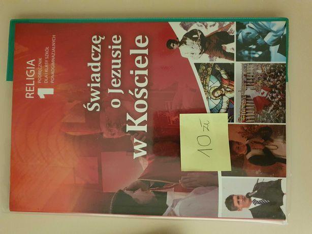podręcznik do religii klasa 1 liceum technikum stan bdb