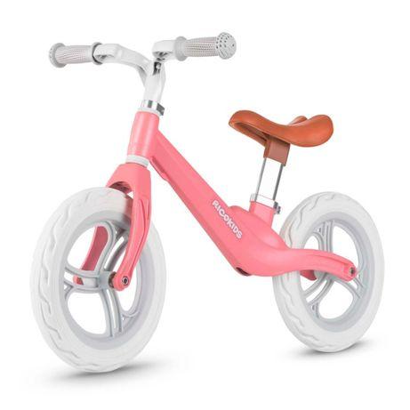 Rowerek biegowy Magnesium różowy Ricokids